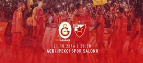 Maça Doğru | Galatasaray Odeabank – Kızılyıldız