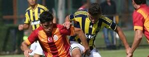 U21 Ligi: Galatasaray 2-1 Fenerbahçe