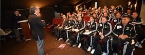 UEFA Elit Genç Futbolcu Seminerine Ev Sahipliği Yaptık
