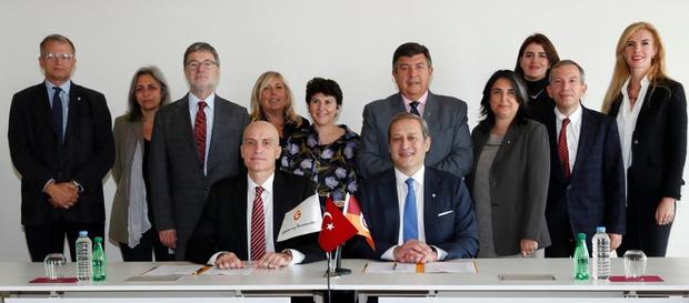 Kulübümüz, Galatasaray Üniversitesi ile iş birliği protokolü imzaladı