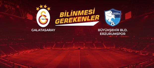 Opta Facts   Galatasaray - Büyükşehir Belediye Erzurumspor