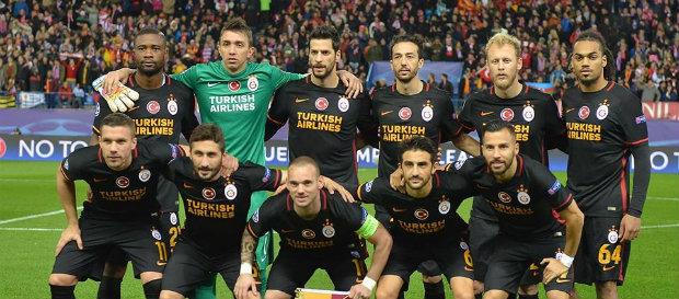 Şampiyonlar Ligi | Atletico Madrid 2–0 Galatasaray