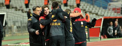 Galatasaray 3 - 0 SB Elazığspor