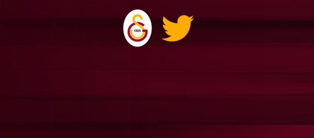 Galatasaray Twitter etkileşimlerinde Avrupa'da ilk 5'te