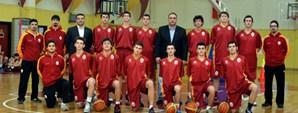 Yıldız Erkekler Türkiye Şampiyonasını Dördüncü Tamamladık