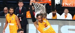 Galatasaray Doğa Sigorta 76 - 75 Tofaş