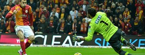 Galatasaray 2 - 0 MP Antalyaspor