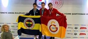Berkay Ömer Öğretir'den Açık Yaş Yeni Türkiye Rekoru
