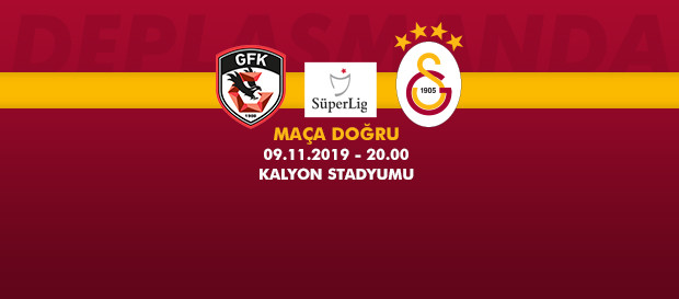 Maça Doğru | Gaziantep FK - Galatasaray