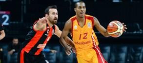Galatasaray Odeabank 87–81 Muratbey Uşak