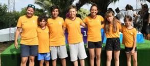 Türkiye Optimist Takım Şampiyonası'nda Üçüncülük