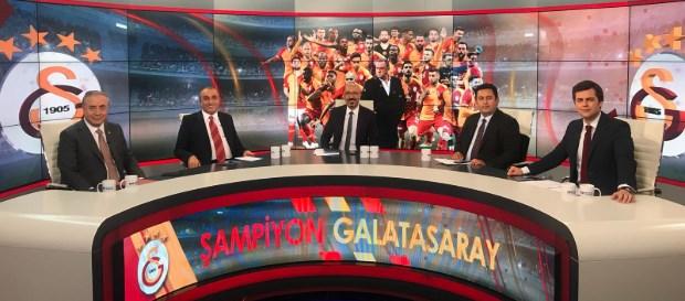 Başkanımız Mustafa Cengiz ve İkinci Başkanımız Abdurrahim Albayrak TRT Spor'a konuk oldu