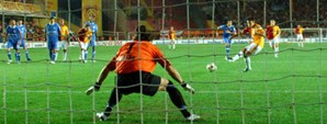 Galatasaray 3 – İstanbul BŞB 1