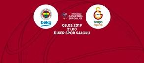 Maça doğru | Fenerbahçe Beko – Galatasaray Doğa Sigorta