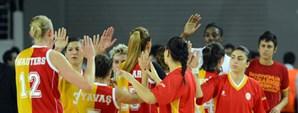 Maça Doğru: Galatasaray - ZVVZ USK Prague