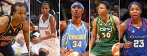 WNBA Günlüğü: Sylvia Fowles Ödüllendirildi