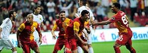 Galatasaray 2 - 0 Eskişehirspor