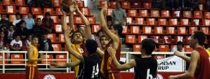 Küçük Erkekler Türkiye Şampiyonası'nı Dördüncü Bitirdik