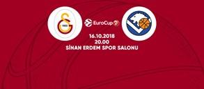 Maça doğru | Galatasaray – Germani Basket Brescia
