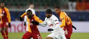 Lokomotiv Moskova 2-0 Galatasaray