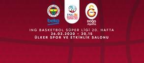 Maça Doğru | Fenerbahçe Beko - Galatasaray Doğa Sigorta