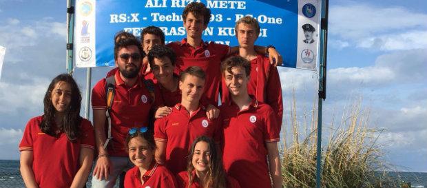 Rsx ve Techno 293 Federasyon Kupası Yelken Yarışları Sona Erdi