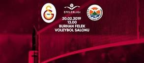 Maça doğru | Galatasaray - Arhavi Belediye