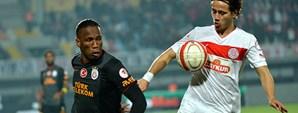 MP Antalyaspor 1 – 1 Galatasaray