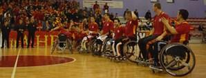 Galatasaray 69 - 55 AS Dream Team Onlus Taranto