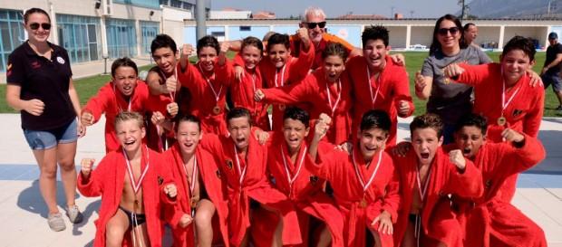 U11 Sutopu Erkek Takımımız Namağlup Şampiyon