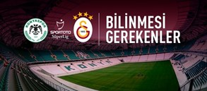 OPTA Facts | Atiker Konyaspor - Galatasaray