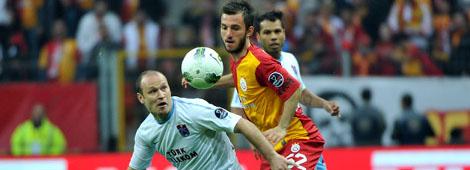 Galatasaray 1 - 1 Trabzonspor