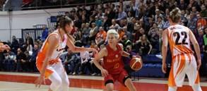 UMMC Ekaterinburg 79-40 Galatasaray
