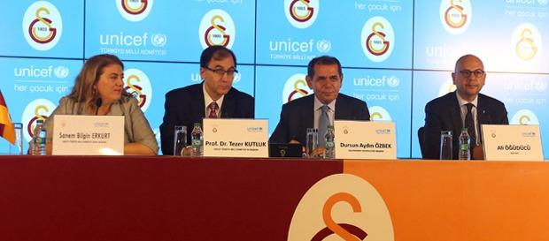 UNICEF ile iş birliği anlaşması imzalandı