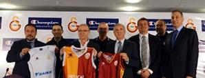 Basketbol ve Voleybol Takımlarımızın Teknik Sponsoru Champion Türkiye Oldu