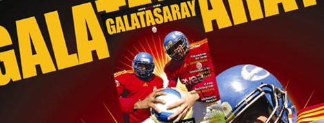 Galatasaray Dergisi 62. Sayı içeriği