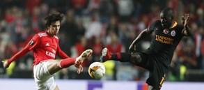 SL Benfica 0 - 0 Galatasaray