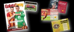 Galatasaray Dergisi 145. Sayısı Bayilerde