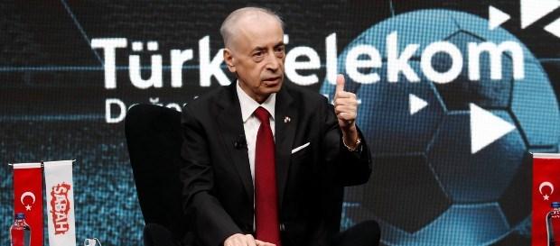 Başkanımız Mustafa Cengiz, Uluslararası Futbol Ekonomik Forumu'na katıldı