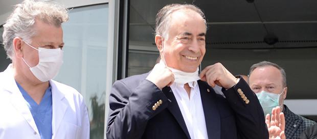 Başkanımız Mustafa Cengiz taburcu oldu