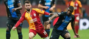 Galatasaray 1 - 1 Club Brugge
