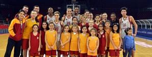 Galatasaray Odeabank 70 - 47 İstanbul Üniversitesi BGD