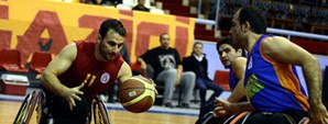 Maça Doğru: Antalya BŞB. - Galatasaray