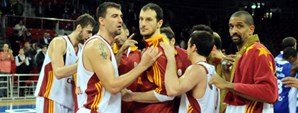 Galatasaray Cafe Crown 76 – Bennet Cantu 57