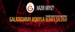 Galatasaray Aşkıyla Herkes Salona