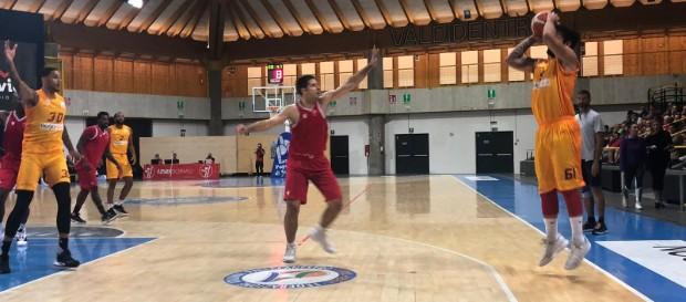 Galatasaray Doğa Sigorta 47 - 61 Varese