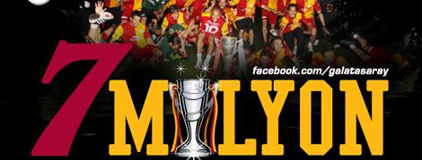 Büyük Galatasaray Taraftarına Teşekkürler