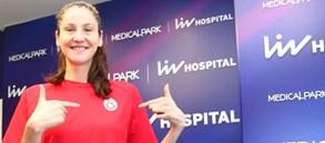 Tatiana Kosheleva sağlık kontrolünden geçti