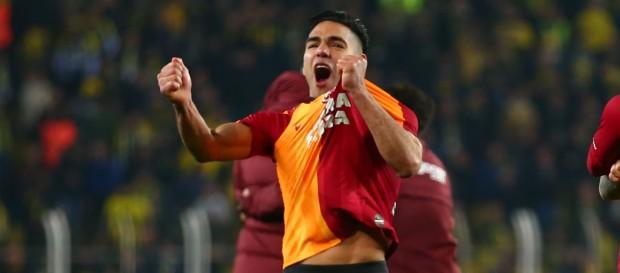 """Radamel Falcao: """"Maça inanılmaz iyi bir şekilde hazırlandık"""""""