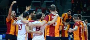 Maça doğru | Galatasaray - İstanbul BBSK